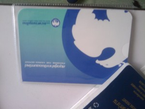 savings account book thailand