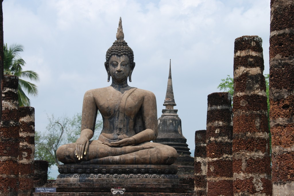 former capital of thailand sukhothai