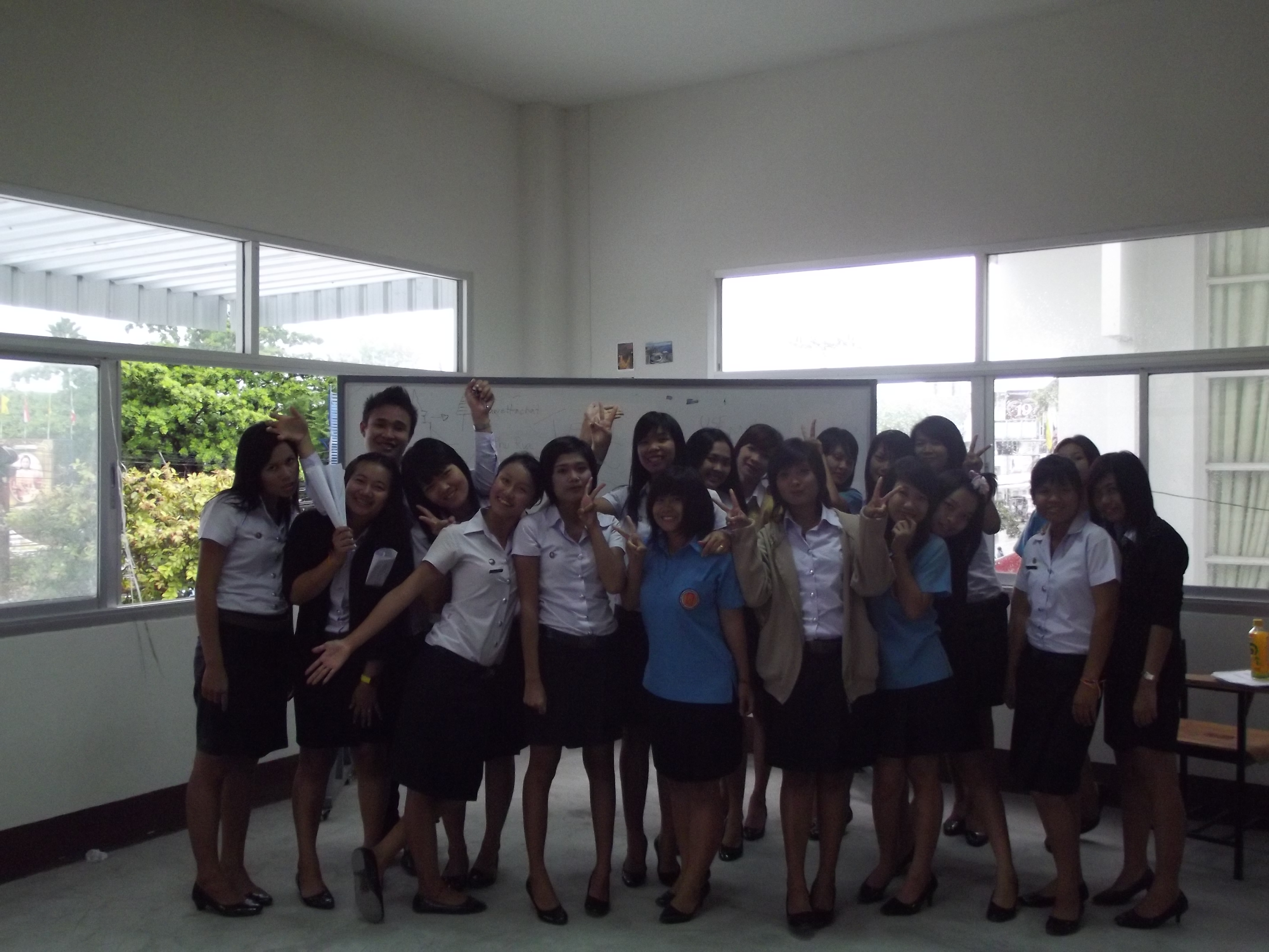students udon thani