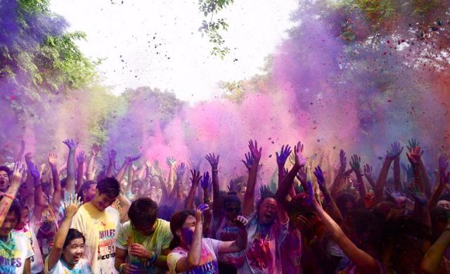color miles for smiles